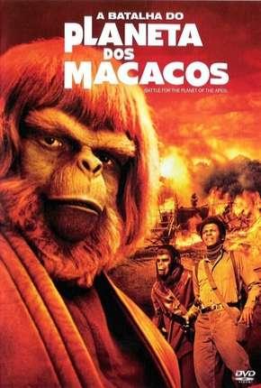 Filme A Batalha do Planeta dos Macacos