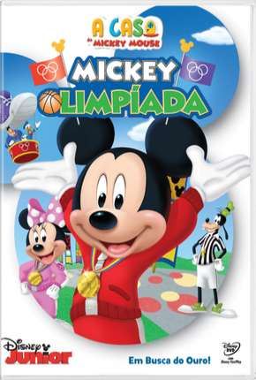 Filme A Casa Do Mickey Mouse - Mickey Olimpíada