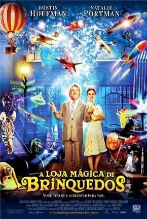 A Loja Mágica de Brinquedos Torrent Download DVD