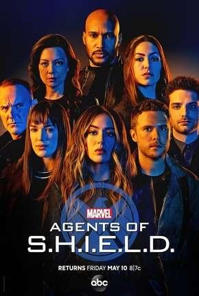 Série Agentes da S.H.I.E.L.D. 6ª Temporada Legendada