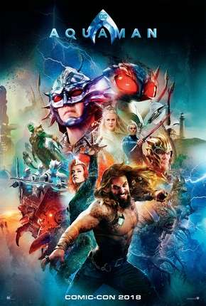 Baixar Aquaman Torrent Download