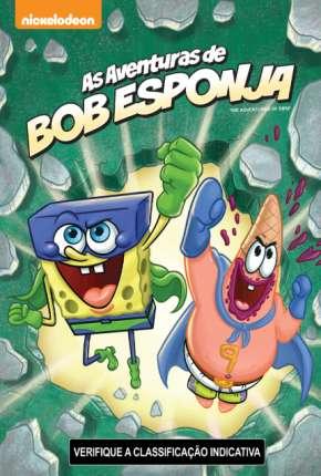 Desenho As Aventuras De Bob Esponja