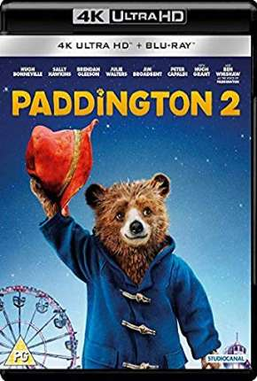 Filme As Aventuras de Paddington 2 - 4K UHD