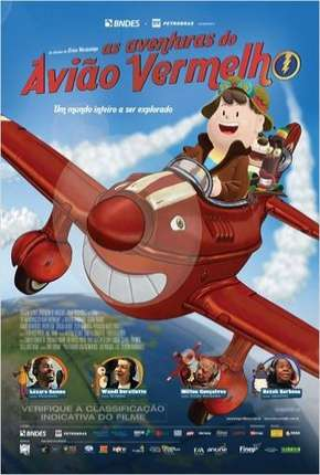 As Aventuras do Avião Vermelho Torrent Download DVDRip