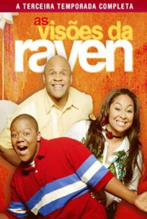 Série As Visões da Raven - 3ª Temporada