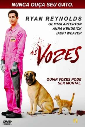 As Vozes - The Voices Torrent Download   BluRay 720p 1080p