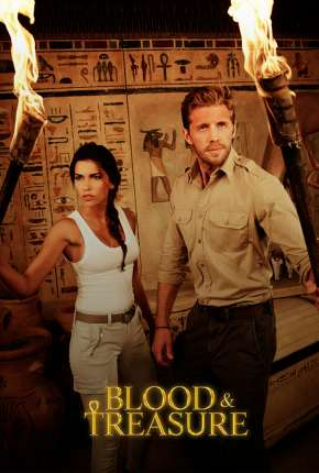 Série Blood and Treasure