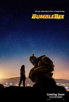 Bumblebee WEB-DL Legendado Torrent Download    720p 1080p