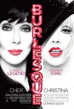 Filme Burlesque BluRay