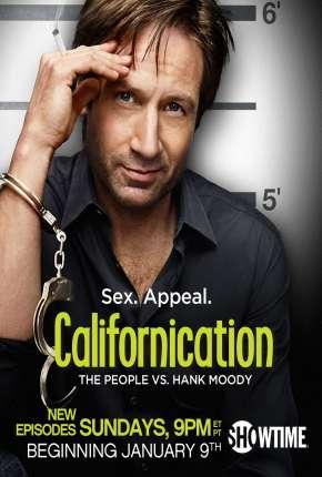 Série Californication - Todas as Temporadas Completas