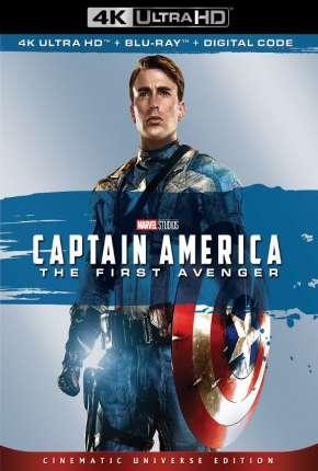 Capitão América - O Primeiro Vingador 4K Torrent Download   BluRay 4K
