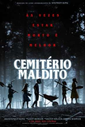 Filme Cemitério Maldito - 2019 Legendado