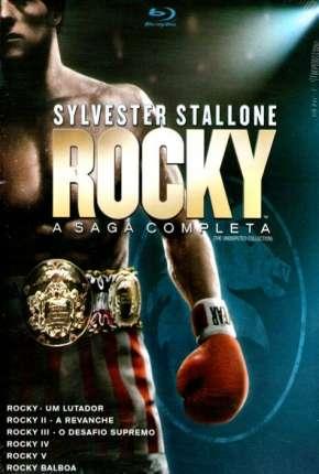 Coleção Rocky Balboa a Saga Completa - Todos os Filmes