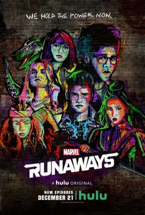 Fugitivos - Runaways 2ª Temporada Torrent Download    720p 1080p