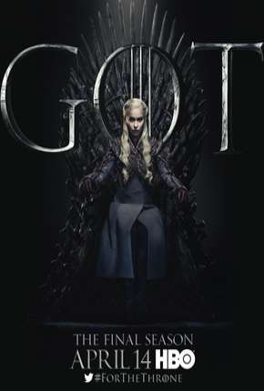 Série Game of Thrones - 8ª Temporada
