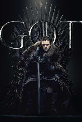 Série Guerra dos Tronos - 8ª Temporada