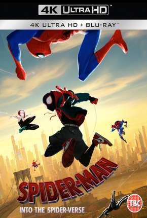 Homem-Aranha - No Aranhaverso 4K Legendado Torrent Download   BluRay 4K