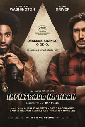 Baixar Infiltrado na Klan Torrent Download