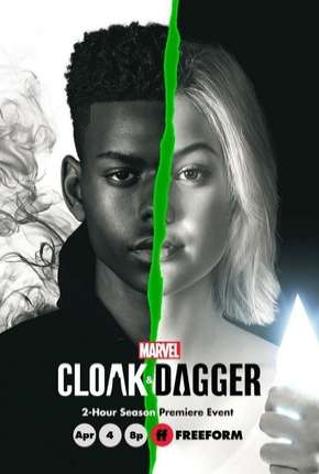 Série Manto e Adaga - Cloak e Dagger  2ª Temporada