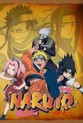 Anime Naruto - Completo com Todas as Temporadas
