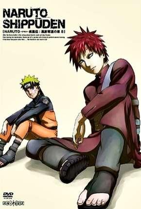 Anime Naruto Shippuden - 1ª Temporada Completa