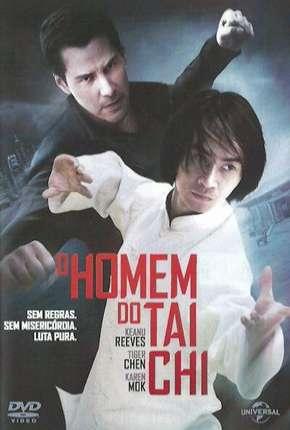 Filme O Homem do Tai Chi - BluRay