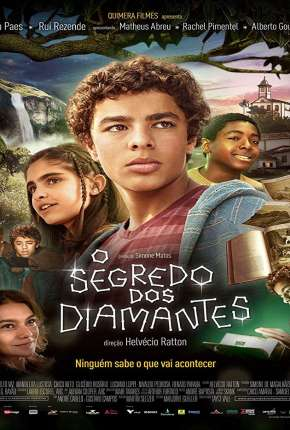 O Segredo dos Diamantes Torrent Download  720p