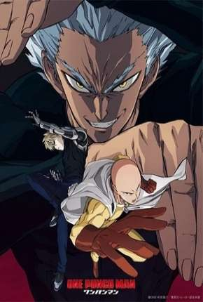 Anime One Punch Man 2ª Temporada - Legendada