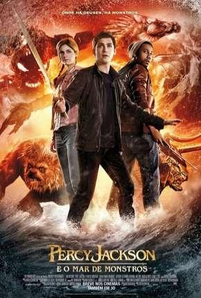 Filme Percy Jackson e o Mar de Monstros