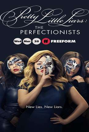Pretty Little Liars - The Perfectionists Legendada Torrent Download    720p 1080p
