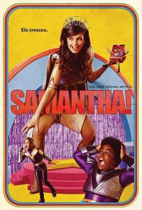 Série Samantha! -  2ª Temporada