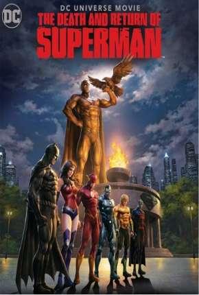 Filme A Morte e o Retorno do Superman BluRay