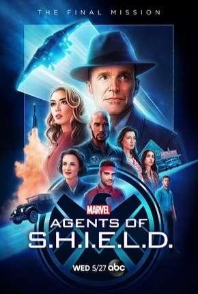 Série Agentes da S.H.I.E.L.D. - 7ª Temporada Legendada
