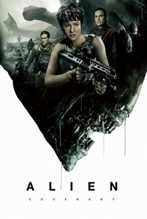 Filme Alien - Covenant - IMAX OPEN MATTE