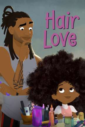 Filme Amor de Cabelo - Hair Love - Legendado