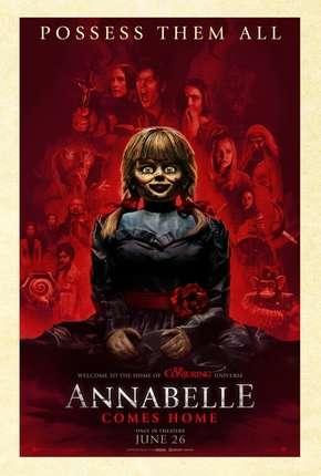 Filme Annabelle 3 - De Volta Para Casa -  Legendado HDRIP