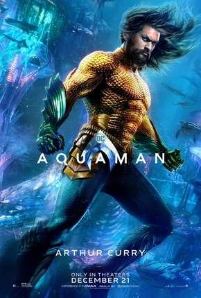 Filme Aquaman - IMAX OPEN MATTE