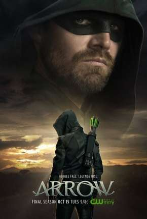 Série Arrow - 8ª Temporada