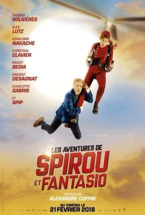 Filme As Fantásticas Aventuras de Spirou e Fantásio