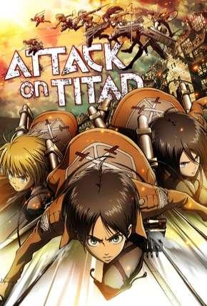 Anime Ataque dos Titãs - Shingeki no kyojin 1ª Temporada