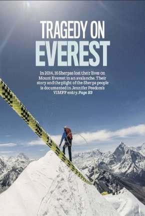 Filme Avalanche no Everest - Discovery Channel