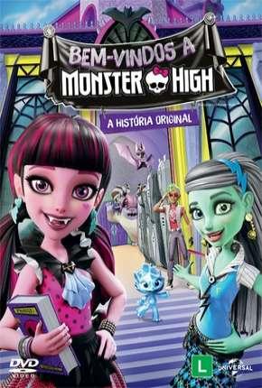 Filme Bem-Vindos a Monster High BluRay