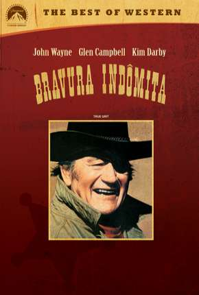 Filme Bravura Indômita (Original de 1969)