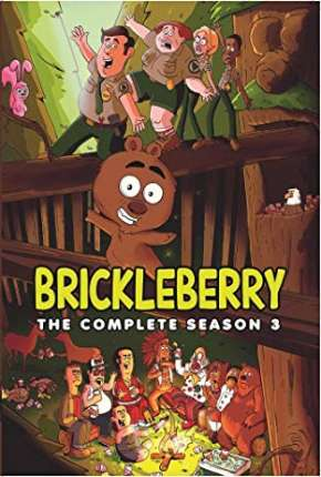 Desenho Brickleberry - 3ª Temporada