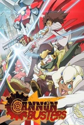 Anime Cannon Busters - 1ª Temporada Completa