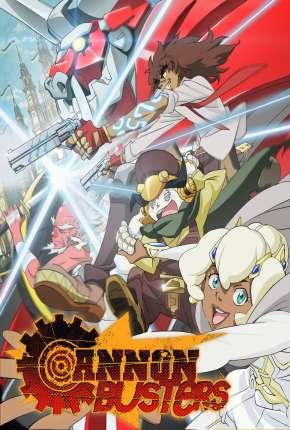 Anime Cannon Busters - 1ª Temporada