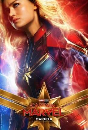 Filme Capitã Marvel - IMAX OPEN MATTE
