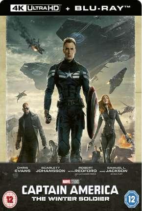 Filme Capitão América 2 - O Soldado Invernal 4K Remux