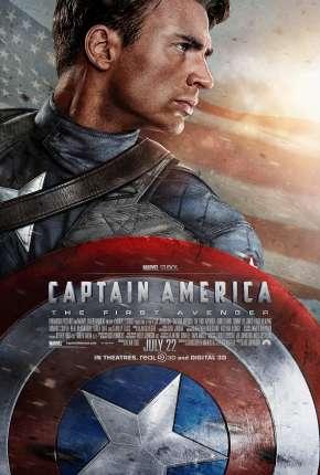 Filme Capitão América - O Primeiro Vingador - IMAX OPEN MATTE
