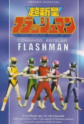 Série Comando Estelar Flashman - Completo